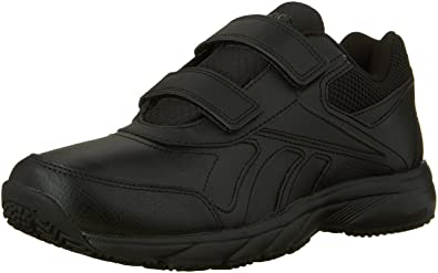 Reebok Women's Work N Cushion Kc 2.0 Walking Shoe, Black/Black, ...