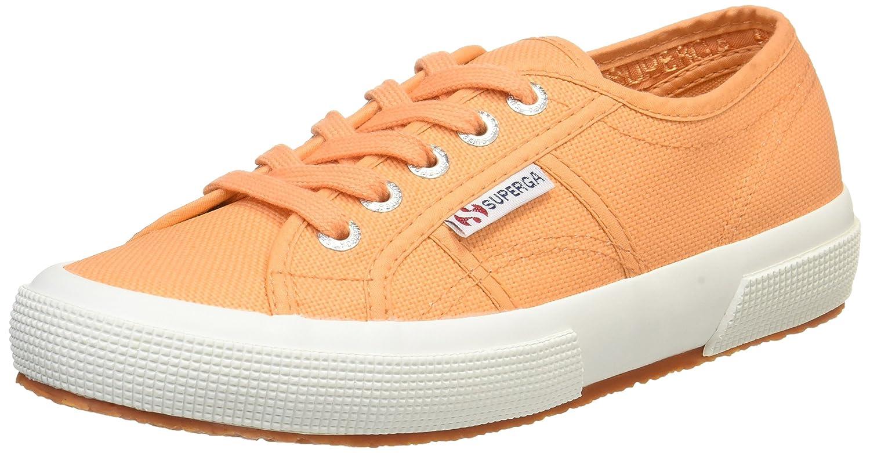 Superga Unisex Erwachsene 2750 Cotu Classic Low Top Orange Orange Clay