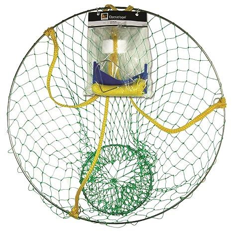 Amazon Com Danielson Crab Net Kit Fishing Nets Sports Outdoors