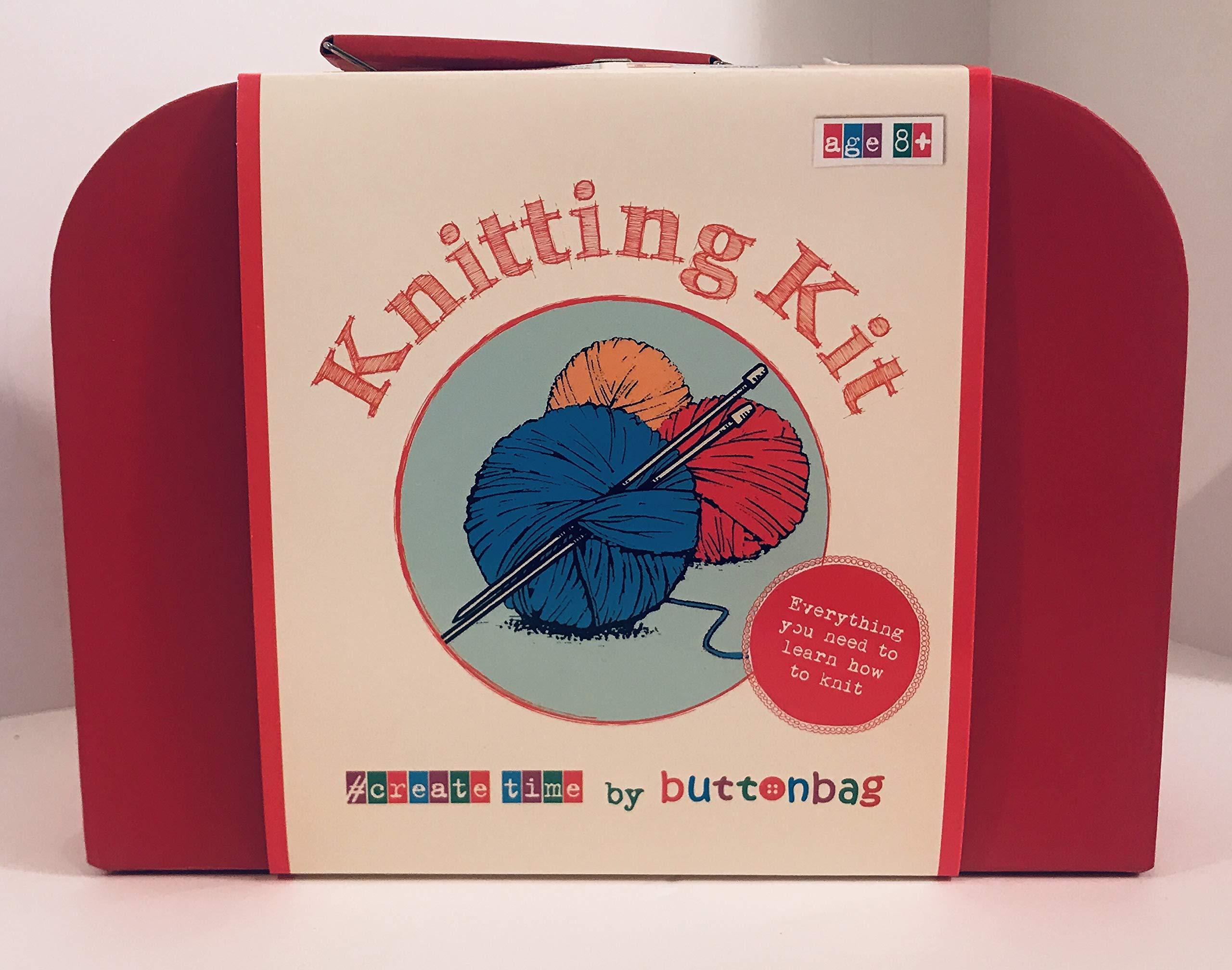 Buttonbag Create Time - Knitting Kit