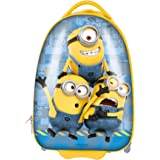 "JOHN WILEY & SONS INC John Handels - GmbH & Co.KG - Trolley rigido, motivo: Minions, 16"", Giallo (gelb)"