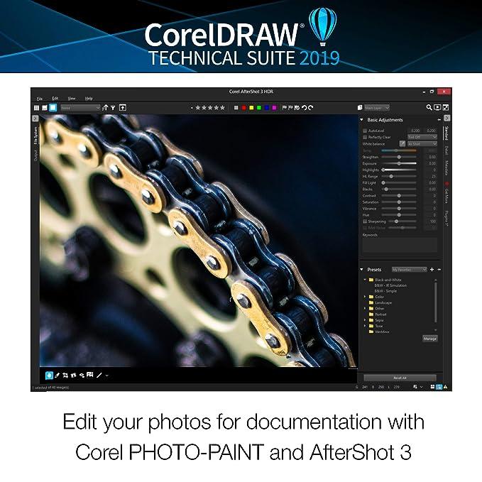 Amazon com: CorelDRAW Technical Suite 2019 - Technical Illustration