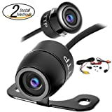 Amazon Price History for:TOPTIERPRO Hidden Mini Camera TTP-C12B Multi-functional Car Rear View / Front View / Side View Backup Camera & Spy Camera