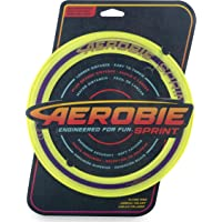 Aerobie- Spring Flying Ring, Color amarillo (Spin Master 6046393) , color/modelo surtido