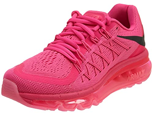 best website 1658c 58716 Nike Air Max 2015 Womens Style  698903-600 Size  5  Amazon.in  Shoes    Handbags