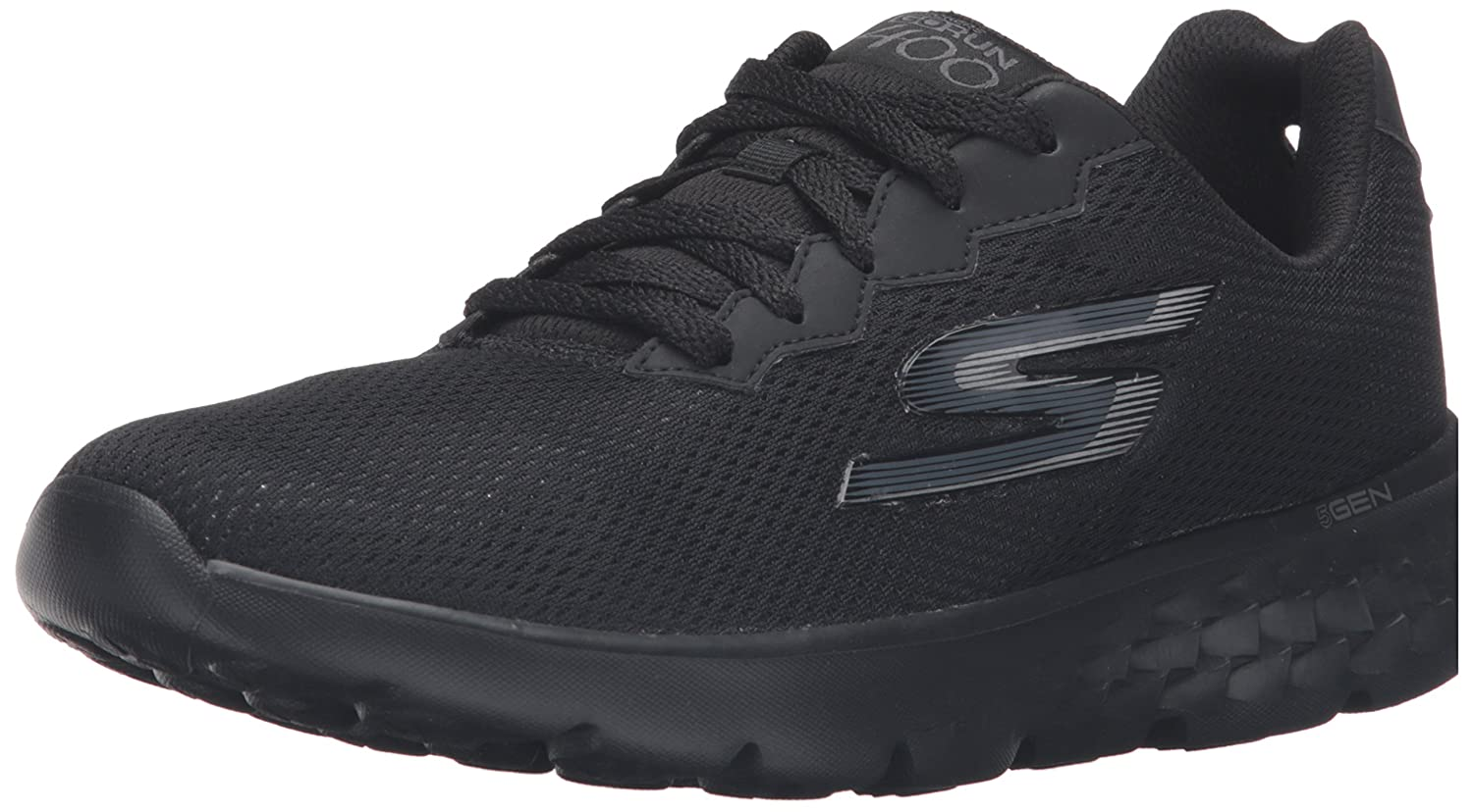 Skechers Damen GO Run 400 Funktionsschuhe  7.5 C/D US|Black