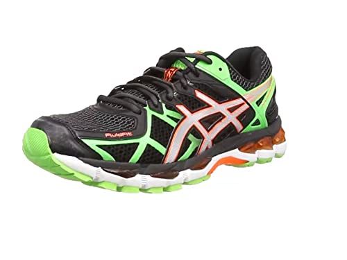 cheap for discount 092ec 11d2e ASICS Gel-Kayano 21, Chaussures Multisport Outdoor Hommes - Noir (Black Onyx