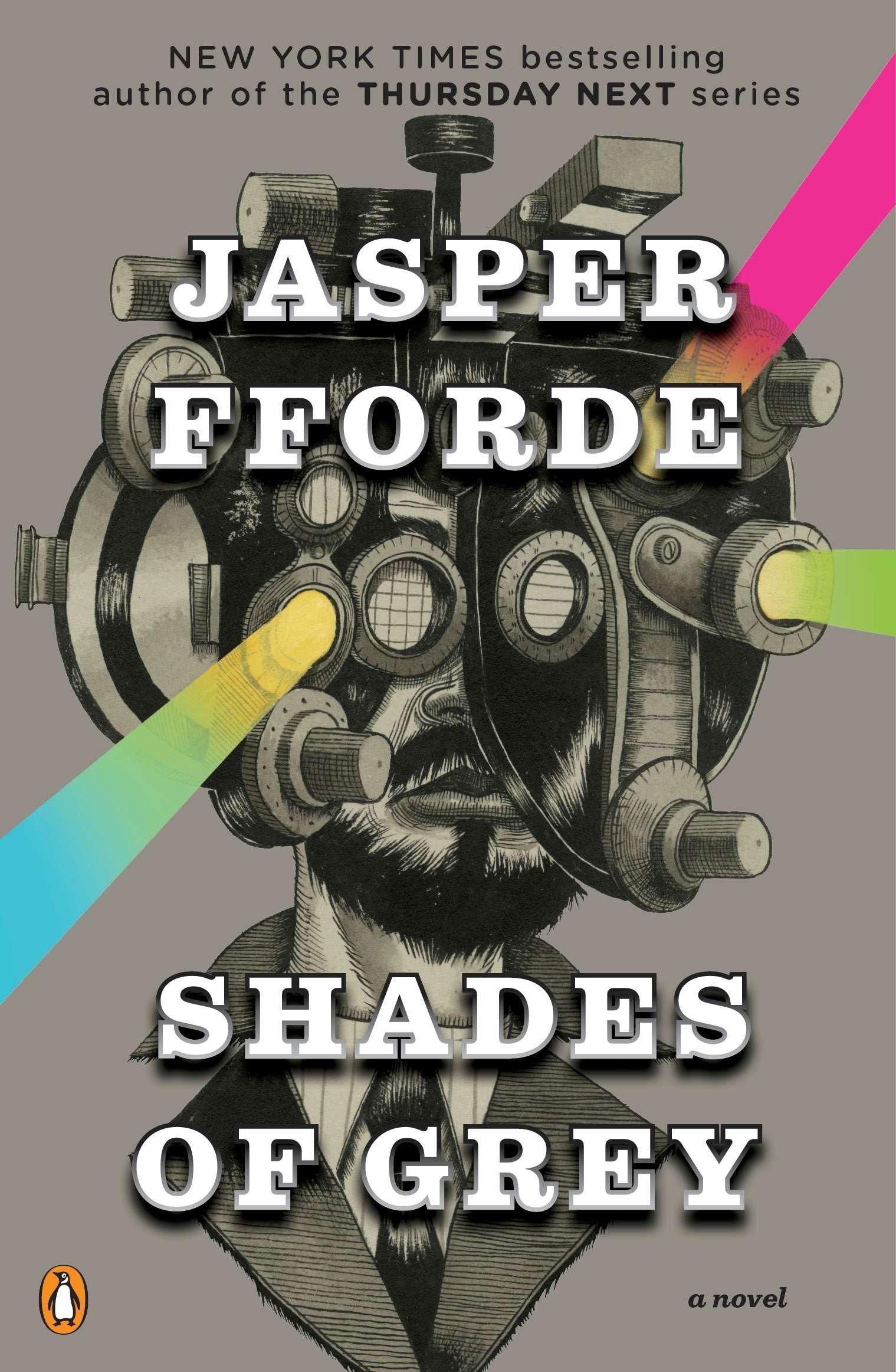Image result for shades of grey jasper fforde