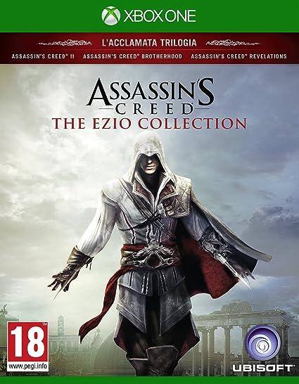 Ubisoft Assassins Creed The Ezio Collection Xbox One Básico Xbox ...