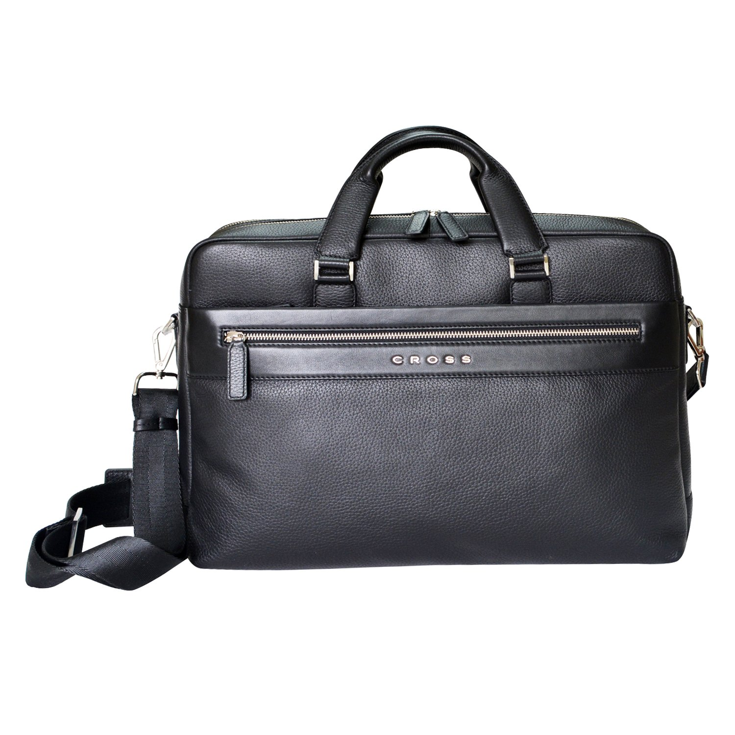 Cross 20 Ltrs Black Softsided Briefcase (AC021115B-1)