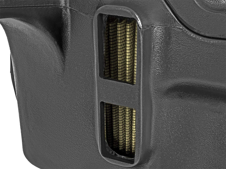aFe Power Magnum FORCE 75-82032 Dodge Diesel Trucks 10-12 L6-6.7L (td) Performance Intake System (Oiled, 7-Layer Filter) by aFe Power (Image #5)