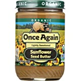 Once Again Sunflower Butter Lightly Sweetened