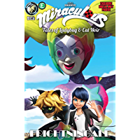 Miraculous: Tales of Ladybug and Cat Noir: Season Two #15: Frightningale (English Edition)