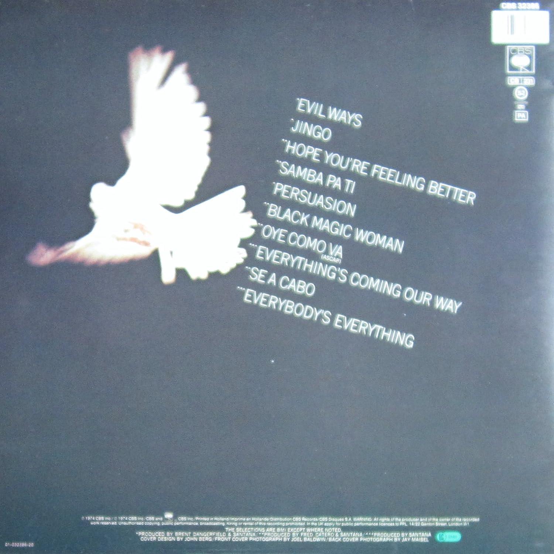 Greatest Hits Vinyl Lp Santana Amazonde Musik