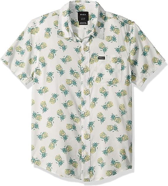 RVCA ANP Pack Camisa con Botones para niños: Amazon.es: Ropa y accesorios