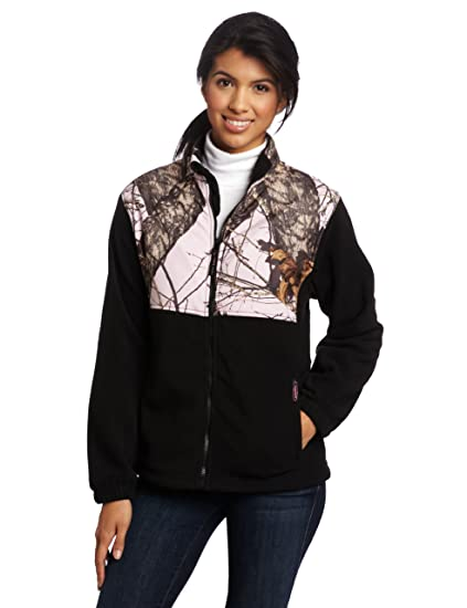 1337026d798ca Amazon.com  Yukon Women s Gear Casual Fleece Jacket  Sports   Outdoors