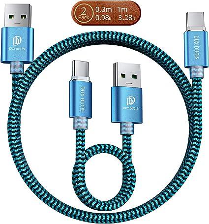 DUX DUCIS Huawei P30 / Huawei P30 Pro/Huawei P30 Lite Cable, [2 ...