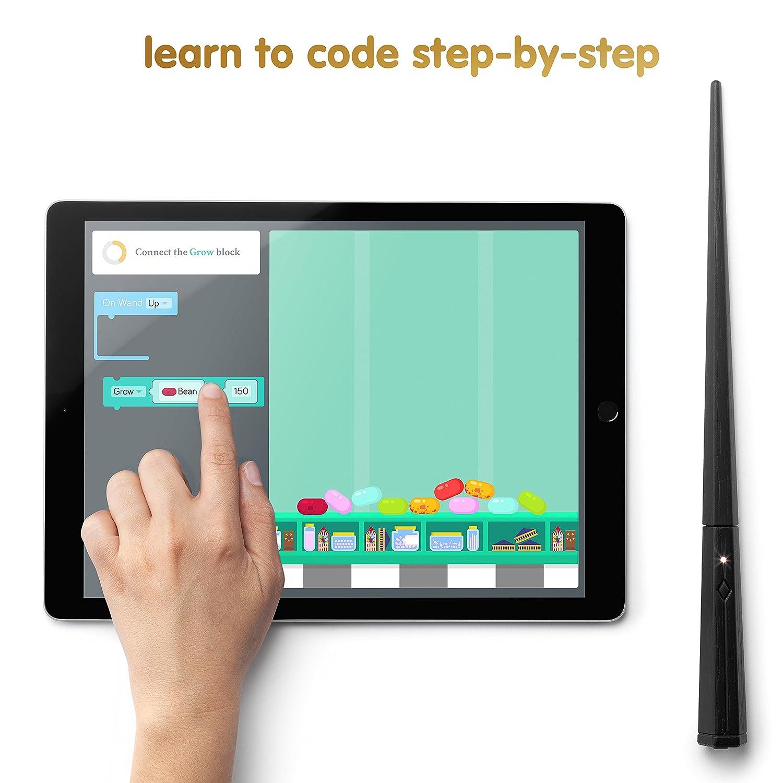 amazon com kano harry potter coding kit build a wand learn to