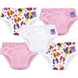 Bambino Mio Potty Training Pants, Mixed Girl Pink Elephant, 18-24 Months, 5 Count