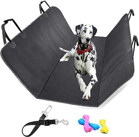 Sitzbezug Für Hunde Sicifaly Auto Hundedecke Für Rückbank Und Kofferraum 150 X 135 Cm Wasserfest Autoschondecke Sicherheitsgurt Für Hund Haustier