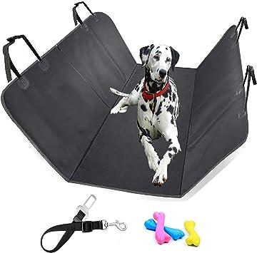 Sicifaly Coprisedile Auto Per Cani - Protezione Sedili Posteriore