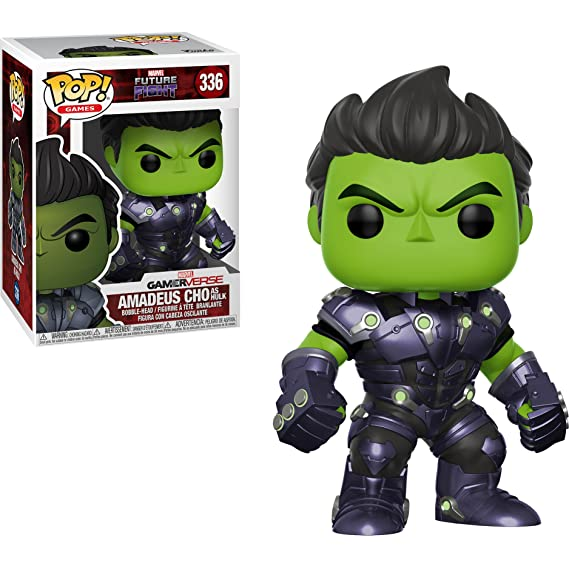 Amazon.com: Amadeus Cho as Hulk: Marvel - Future Fight x ...