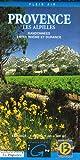Carte de randonnée : Provence, les Alpilles