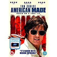 American Made (DVD + Digital download) [2017]
