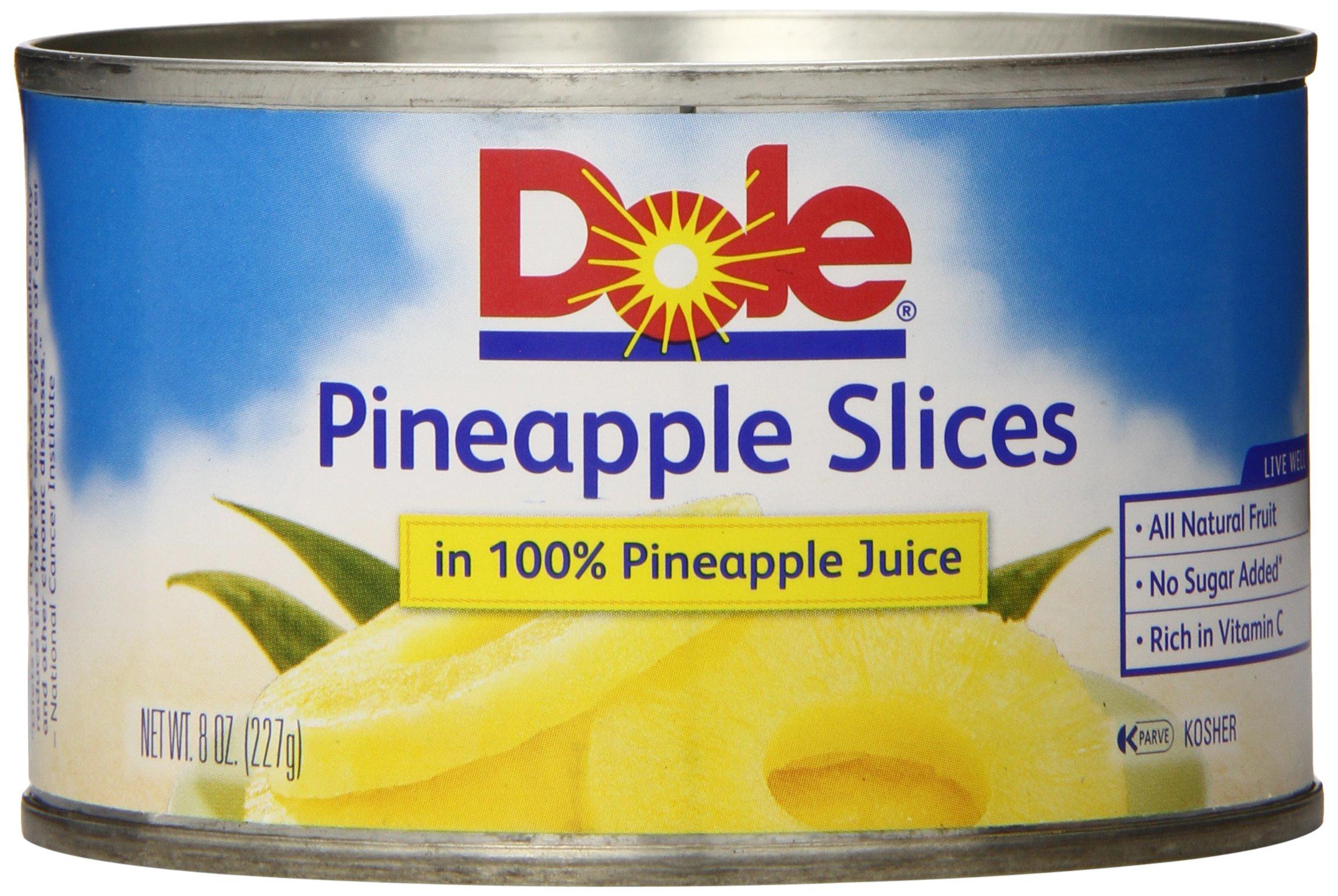 Is Dole Pineapple Slices Gluten Free Amazon.com : Oce...