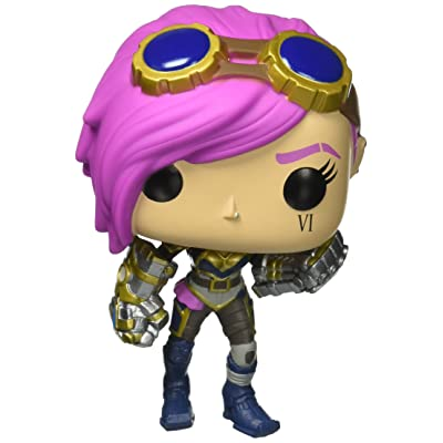 Funko Pop Games League of Legends Vi Vinyl Figure Action Figure: Funko Pop! Games:: Toys & Games