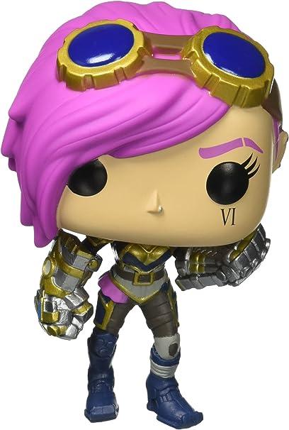 Figura in vinile vi League Of Legends Funko Pop