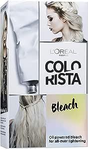 L'Oréal Paris Colourista Effects Permanent Hair Colour- Blonde Bleach