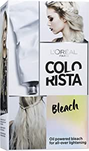 L'Oréal Paris Colourista Effects Permanent Hair Colour- Blonde Bleach
