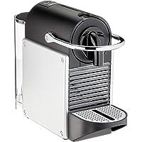 De'Longhi EN 124.S Nespresso Pixie Capsulemachine, 1260 W, 0.7 L, Zilver/Metaal