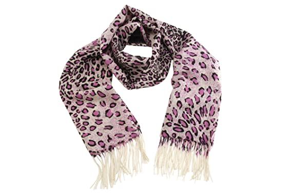 b4c424681 Shawls / scarves / scarf - Elyséa - pure cashmere scarf - Pink panther-  French scarf - gift for her: Amazon.co.uk: Clothing