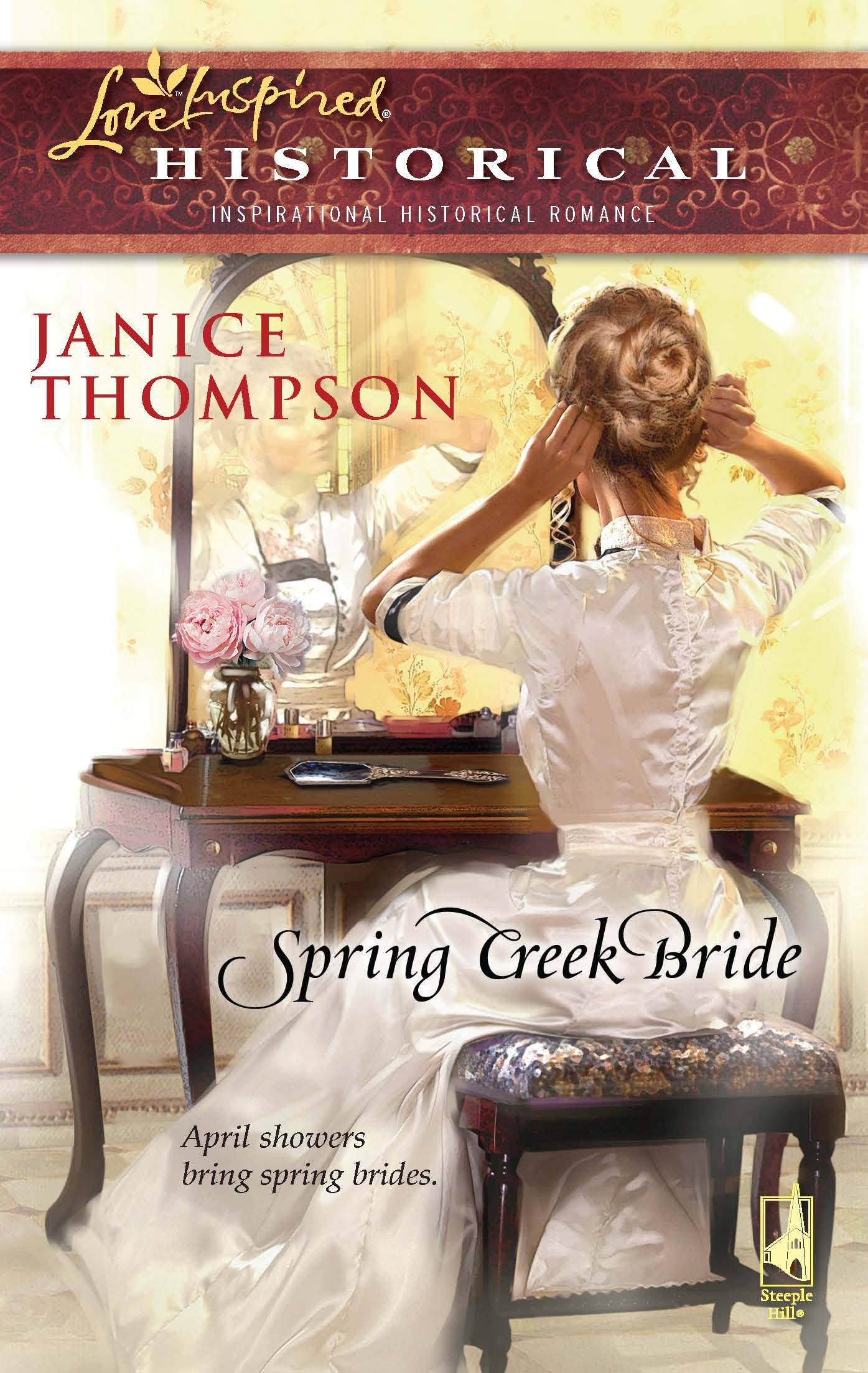Spring Creek Bride (Steeple Hill Love Inspired Historical #30) pdf