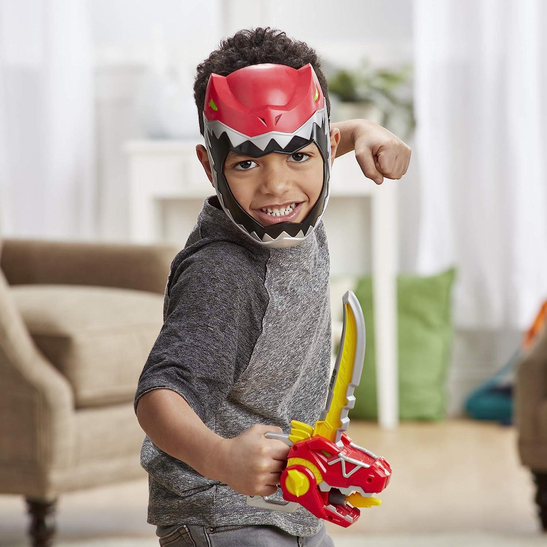 Playskool EROI Power Rangers T-REX GIOCO DI RUOLO Zord del Saber
