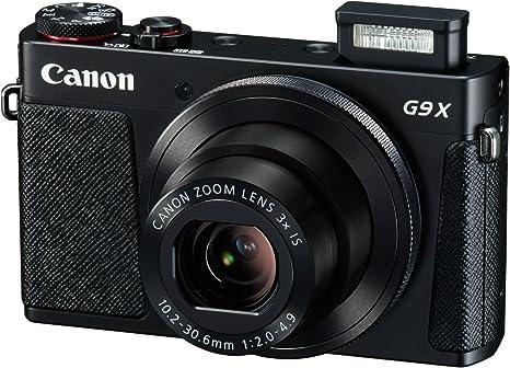 Canon PowerShot G9 X - Cámara de Bolsillo de 20.2 MP (Pantalla de ...