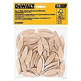DEWALT DW6800 No. 0 Size Joining Biscuits