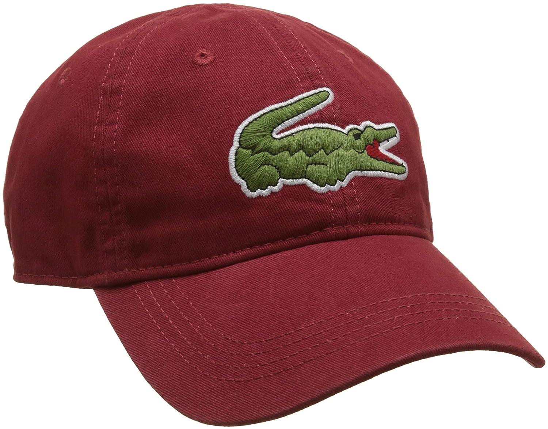 50eaf52d2813c Lacoste Men s Rk8217 Baseball Cap  Amazon.co.uk  Clothing