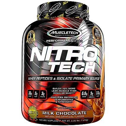 Muscletech Supplemento Nutrizionale Nitro Tech Performance Series 4 ... ac492ebba69