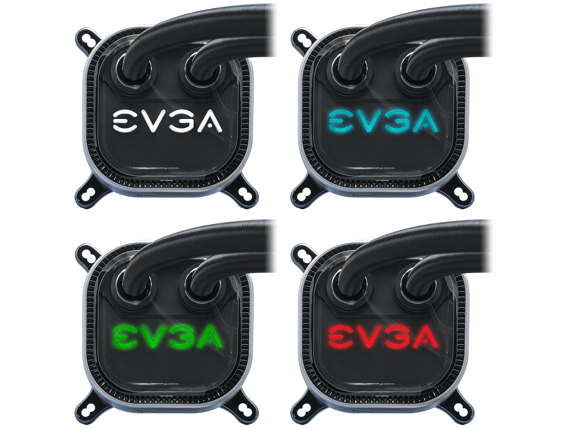 EVGA CLC 240 Liquid/Water CPU Cooler, RGB LED Cooling 400-HY-CL24-V1 by EVGA (Image #2)
