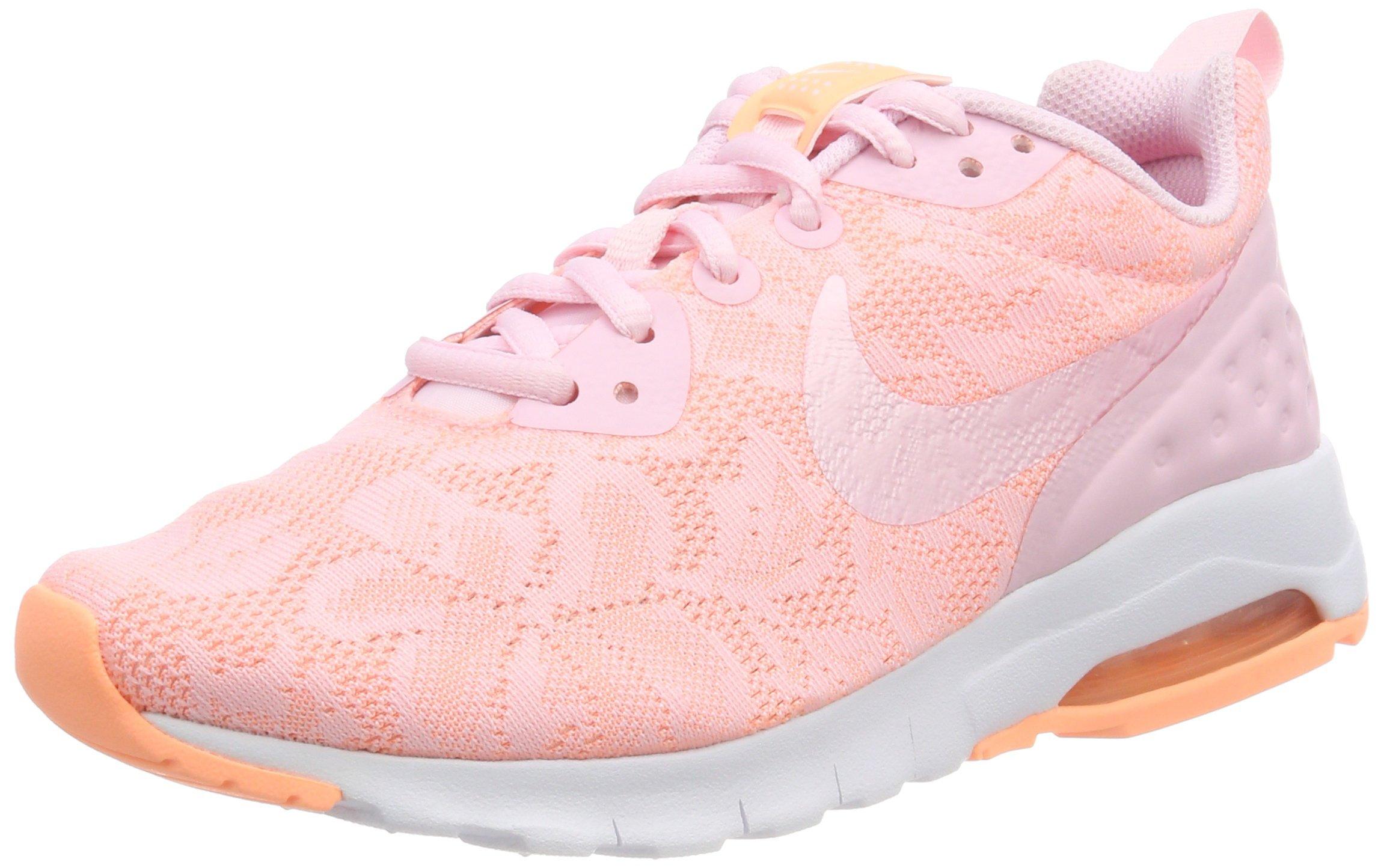 Nike Women's W Air Max Motion LW Eng Trainers, Pink (Prism PinkPrism PinkSunset Glow), 6 UK 40 EU