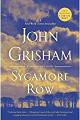 Sycamore Row: A Novel (Jake Brigance Book 2) Kindle Edition