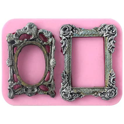 Amazon Funshowcase Sugarcraft 2 Mirror Or Photo Frames Or