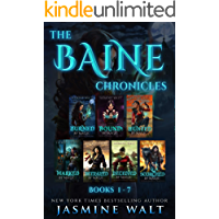 The Baine Chronicles Books 1-7: A Boxed Set Collection
