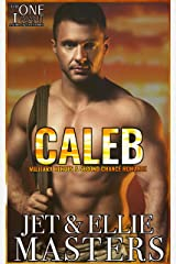 Caleb: A Contemporary Military Romantic Suspense (The One I Want Book 3) Kindle Edition