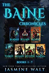The Baine Chronicles Books 1-7: A Boxed Set Collection Kindle Edition