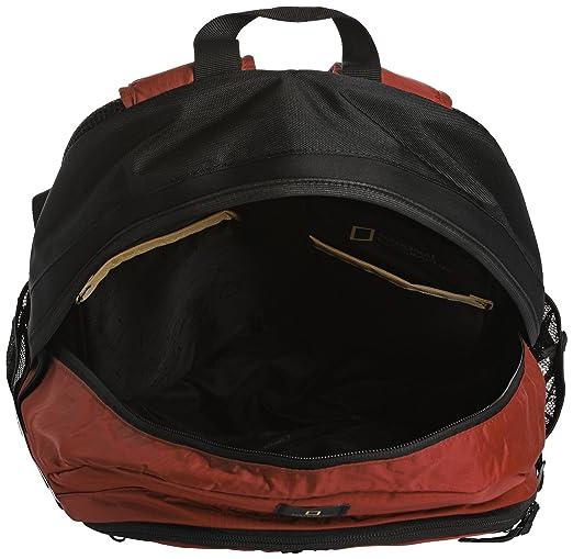 National Geographic Explorer - Mochila con compartimento para portátil (17,1, unisex, 45 royalblau: Amazon.es: Deportes y aire libre