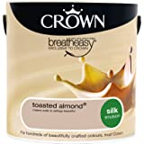 Crown Silk 2.5L Emulsion - Toasted Almond